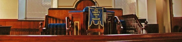 Quinter Reformed Presbyterian Church Rotating Header Image